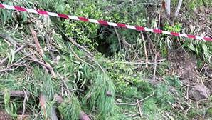 PJ investiga morte de homem em mina de água em Cabeceiras de Basto
