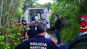 Cadáver encontrado na ria de Portimão