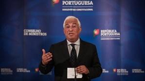 """António Costa diz que vacina contra coronavírus só """"no verão de 2021"""""""