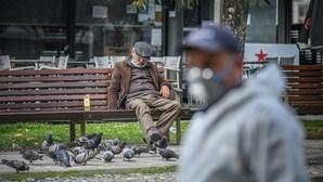 Nova realidade portuguesa obriga ao uso de máscaras no comércio, escolas e transportes
