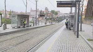Metro do Porto reduz operação na noite de São João
