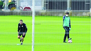 Nacional já treina e futebol está de regresso aos relvados