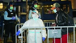 Dezanove refugiados de hostel em Lisboa com casos de coronavírus estão em fuga