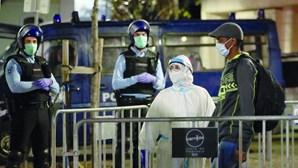 Seis refugiados de hostel com casos de coronavírus escapam às autoridades