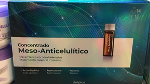 Mercadona apresenta edição limitada de concentrado Meso-Anticelulítico