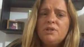 """""""Mais valia apostarem em câmaras de gás"""": mãe com dois fihos deficientes desespera por ajuda do Estado durante pandemia"""