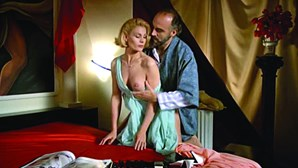 Sensualidade e erotismo na CMTV com novo clássico de cinema