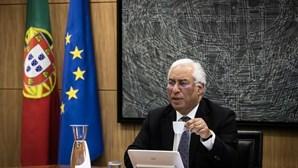 """""""Se tudo correr mal, não faltarão ventiladores"""", afirma António Costa sobre evolução do coronavírus"""