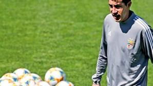Jogadores do Benfica autorizados a pernoitar na academia