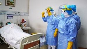 Risco de transmissibilidade do coronavírus em Portugal foi de 0,92% nos últimos cinco dias