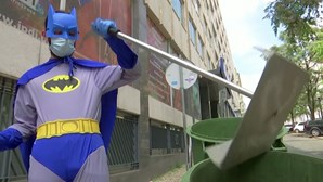 Do Batman ao Homem-Aranha: os super-heróis desconhecidos de Lisboa que mantêm a cidade a funcionar