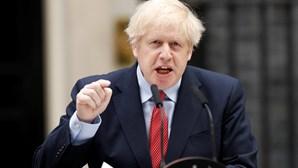 Boris Johnson pondera renunciar ao cargo de primeiro-ministro por estar insatisfeito com salário