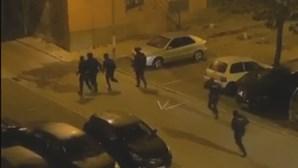 Irmão de 'Cuco' lidera motim que fere quatro PSP em Sintra