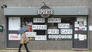 Cafés e restaurantes só abrem a meio do mês de maio