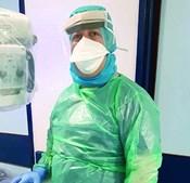 Joana Madureira, radiologista, na linha da frente do combate ao vírus