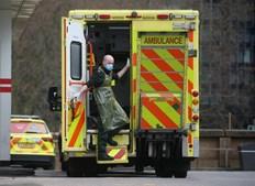 Pandemia de coronavírus no Reino Unido