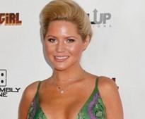 Modelo e antiga coelhinha da Playboy, Ashley Mattingly