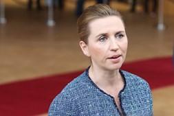 Mette Frederiksen, primeiro-ministra da Dinamarca
