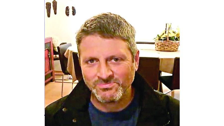 Frederico Teixeira, médico ortopedista