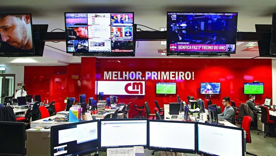 Redação do CM/CMTV