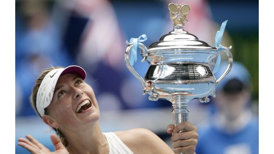 Tenista Maria Sharapova