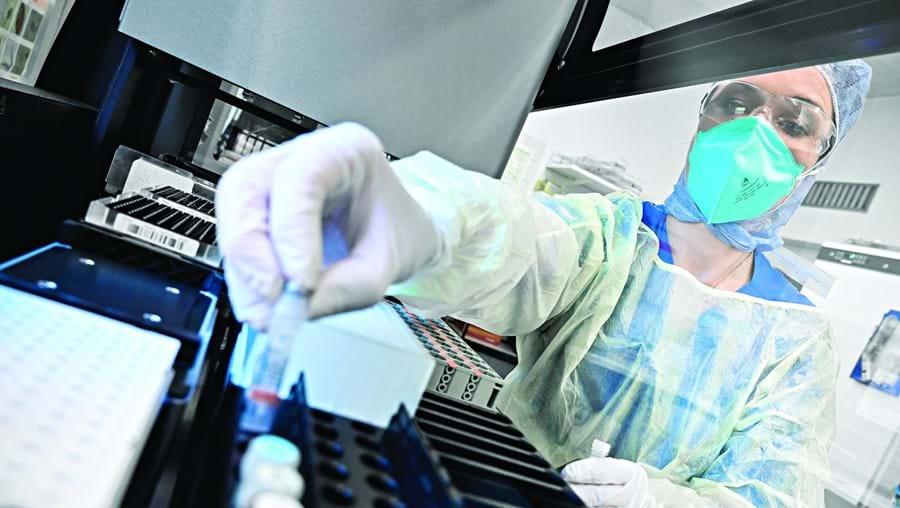 Há casos em que os anticorpos existem, mas não em número suficiente para evitar nova infeção
