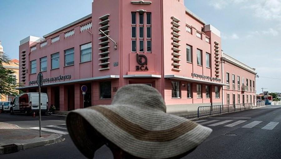 Banco em Cabo Verde