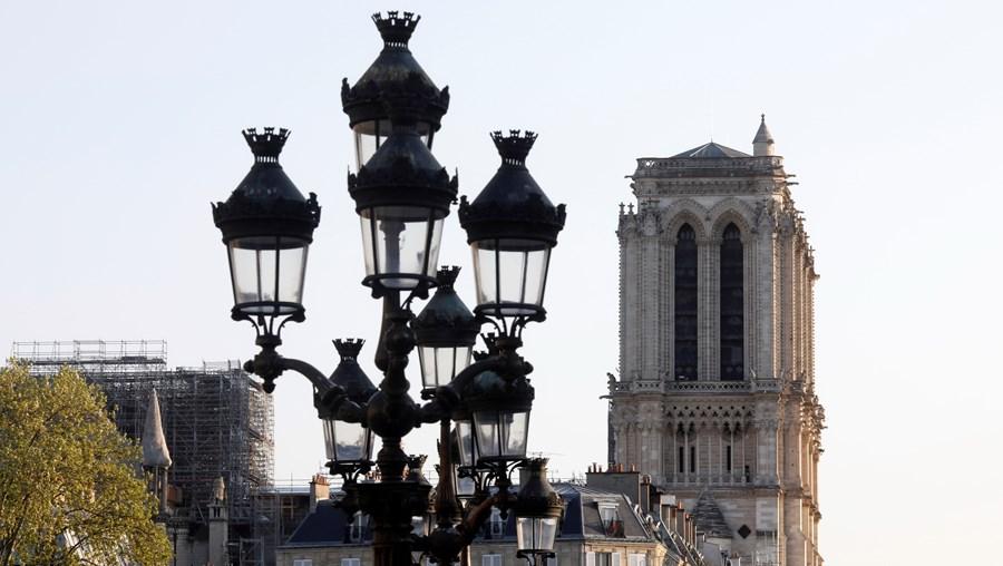 Reabilitação da Catedral Notre-Dame