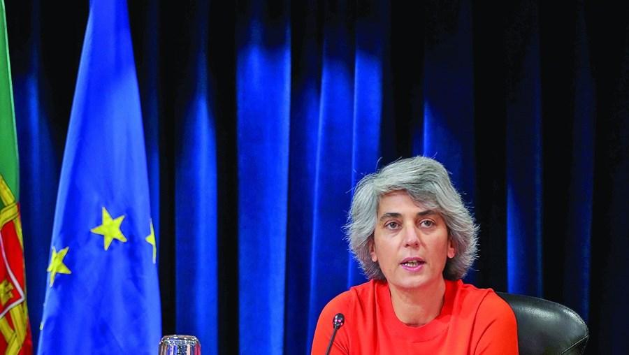 Ministra  da Cultura, Graça Fonseca, apresentou esta sexta-feira a medida do  Governo para apoiar os  media