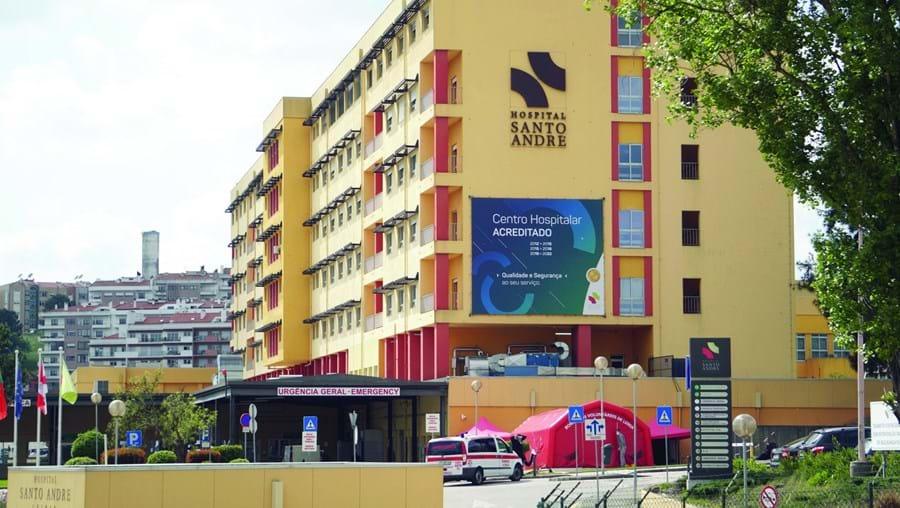 Hospital de Santo André em Leiria