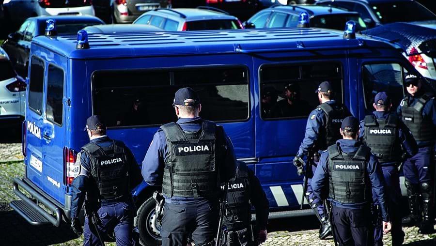 PSP atacada com tiros e cão pitbull em festa ilegal em Elvas