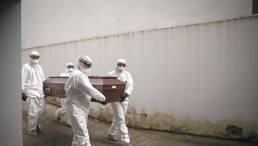 Funeral durante pandemia