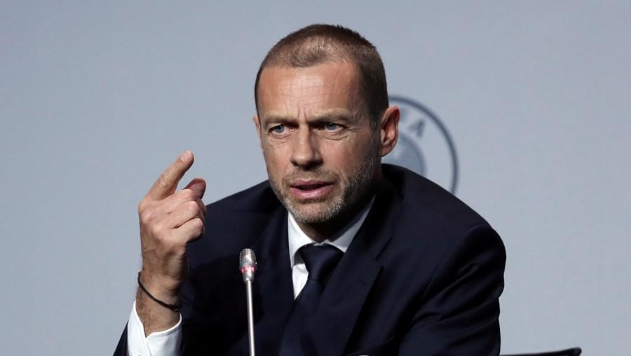 Presidente UEFA