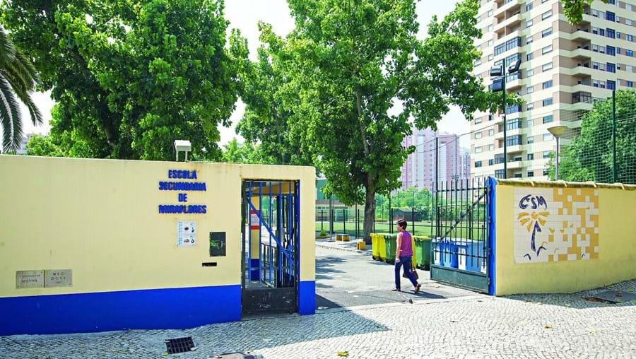 Agrupamento de Miraflores com 1500 alunos sem aulas
