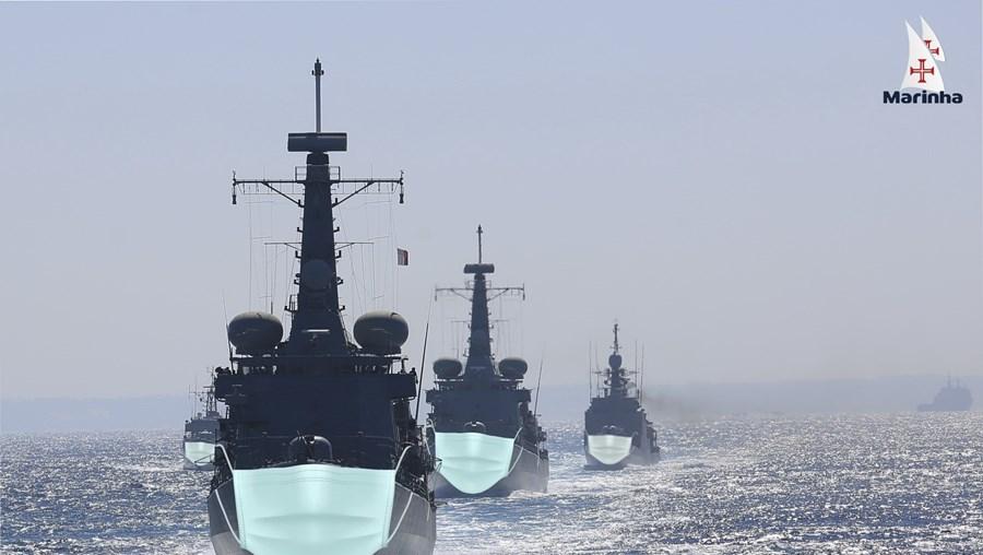 Marinha portuguesa adapta-se e está pronta para o combate ao coronavírus