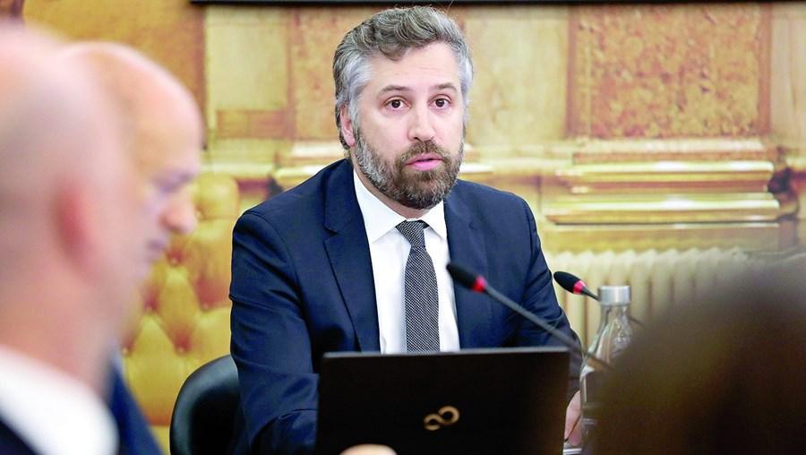 O ministro das Infraestruturas, Pedro Nuno Santos