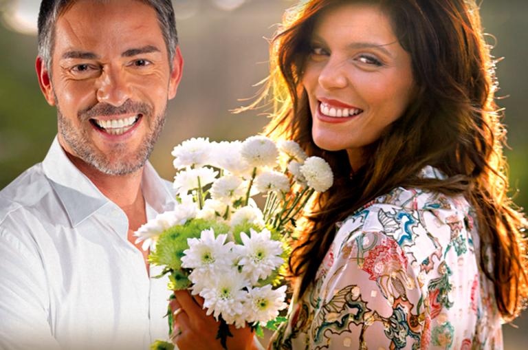 Cláudio Ramos e Andreia Rodrigues
