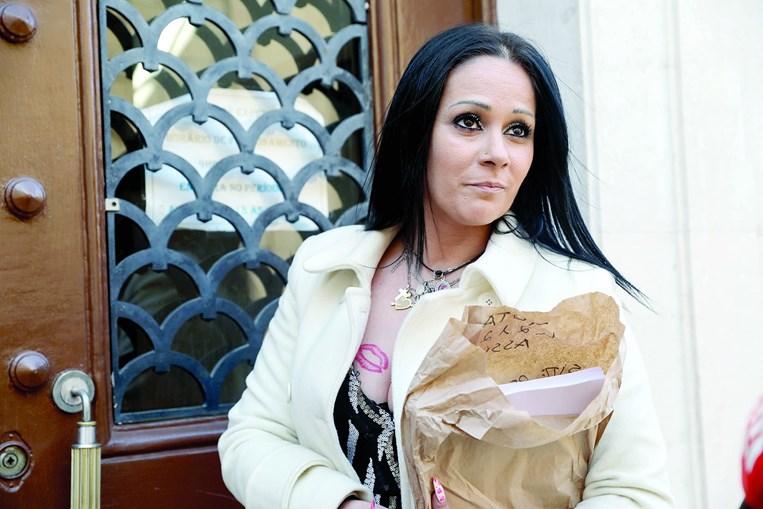 Ana Loureiro tem sido o rosto da petição que defende a legalização da prostituição em Portugal