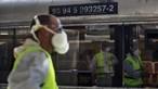 Não há ligação direta entre infeções por Covid-19 e utilização dos comboios em Lisboa, diz estudo