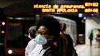 Governo 'estuda soluções' para os transportes de Lisboa e Vale do Tejo perante o aumento de casos de coronavírus