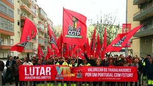 CGTP responsabiliza política de baixos salários por pobreza dos trabalhadores