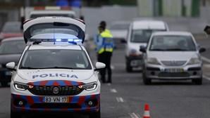 Polícia apanhou 86 infetados com coronavírus nas ruas