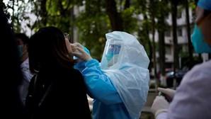 China está há 43 dias sem casos locais de infeção pelo coronavírus