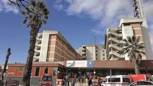 Hospital Garcia de Orta em Almada com taxa de ocupação de 309%