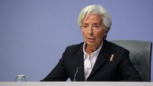 """Lagarde elogia """"eficiência e rapidez"""" na criação e aval a planos de recuperação da Europa"""