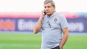 Fernando Gomes quer seleções a conquistarem novo título no próximo mandato na FPF