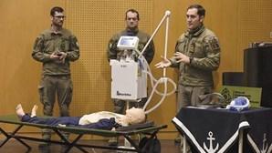 """Marinha Portuguesa desenvolve ventilador de """"baixo custo"""" para combate ao coronavírus"""