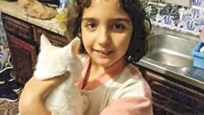 Polícia sem rasto de menina desaparecida em Peniche