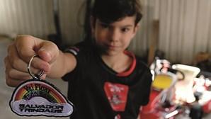 Campeão de karting ajuda hospital de Viseu