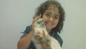 A agonia de Valentina: autópsia a criança agredida pelo pai revela descolamento do crânio